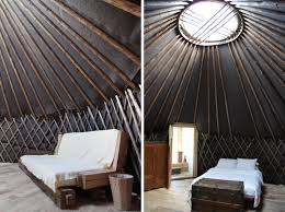 Custom Bed Frames Ontario An Idyllic Yurt In Northern Ontario Cool Hunting
