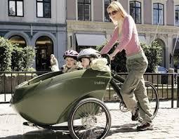 vélo avec siège bébé le vélo en famille c est mais comment transporter ses enfants