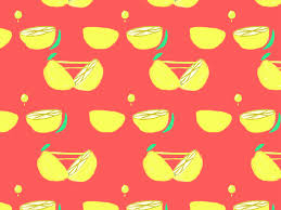 pattern animated gif citric pattern gif by henrique barone dribbble