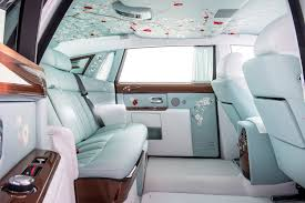how to shoo car interior at home the 7 most luxurious car interiors photos business insider