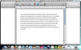 How To Count Words In Textedit In Mac Os X Bean Somewhere Between Textedit And Microsoft Word Apple Gazette