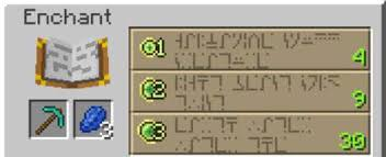 Minecraft Wiki Enchanting Table How To Enchant A Tool Or Armor In Minecraft Dummies