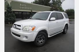 2006 toyota sequoia owners manual used toyota sequoia for sale special offers edmunds