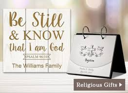 personalized religious gifts personalized gifts custom engraved gift ideas memorablegifts