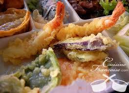 recettes cuisine japonaise recette pica pica de tempura de légumes et gambas cuisine japonaise