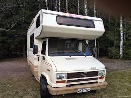 dethleffs a532 fiat 1990 travel truck alcove nettikaravaani