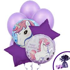 balloon delivery bronx ny enchanted unicorn balloon bouquet birthdayexpress
