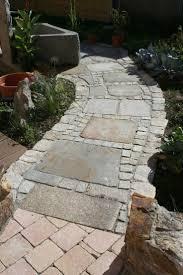 Garten Gestalten Mediterran Die Besten 10 Garten Pflaster Ideen Auf Pinterest Pfade