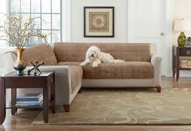 T Shaped Sofa Slipcovers by Pet Sofa Cover Sectional Centerfieldbar Com