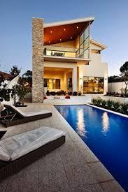 Beautiful Home Design Alexandra Fedorova Designs An Elegant Contemporary House In