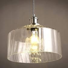 mini drum pendant lighting mini drum pendant lighting pendant drum light drum shape clear glass