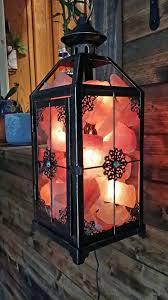 salt crystal l benefits himalayan salt rock lantern home ideas trends designs unique