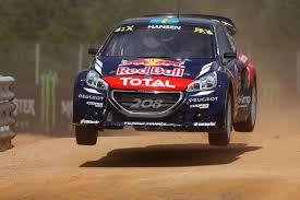 Fia Rallycross Peugeot U0027s Timmy Hansen Wins Turkey Rx Gtspirit
