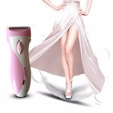 china pubic hair 2pcs waterproof electric shaver for pubic hair women bikini
