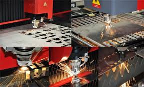 Laser Cutting Table 700w 1000w 6800mm 1500mm Long Table Laser Cutting Machine With