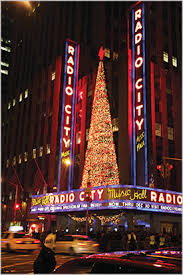 radio city front and center for the