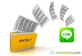 android backup how to backup and restore naver line chat history on android