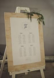 wedding reception tables 20 stylish seating charts to greet your reception guests mywedding