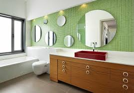 green tile bathroom ideas 20 refreshing bathrooms with a splash of green