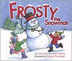 frosty snowman jack rollins steve nelson rebecca mckillip