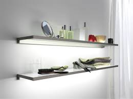 Glass Shelf Illuminated Glass Shelf Shelf Ideas