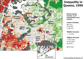 Map Of Celebrity Homes In New Orleans by Where Do Middle Class New Yorkers Live Curbed Ny