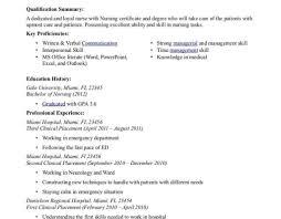 curriculum vitae sle for nursing student resume ideasor nursing template recentresumes com assistant