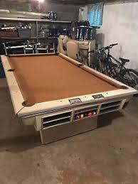 brunswick slate pool table 9 brunswick slate pool table ebay