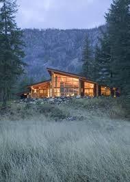 cummins mountain architecture modern cabins