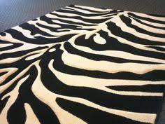 Zebra Area Rug 8x10 Black And White Zebra Area Rug Rugs Pinterest Zebras White