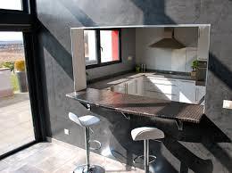 entree en cuisine rénovation d un séjour cuisine d entrée contemporain