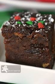 this traditional english rich fruit cake recipe is fruity and