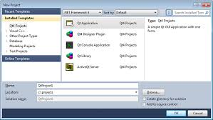 qt programming visual studio porting a qt application from windows to linux visualgdb tutorials