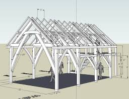 free a frame house plans timber frame house plans wooden plans build l shaped computer desk