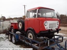 jeep used parts for sale used jeeps and jeep parts for sale 1959 jeep fc 170 unmolested