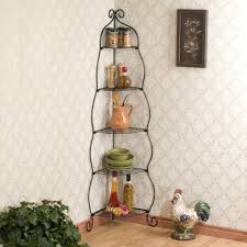 Metal Kitchen Shelves by Kitchen Three Catchy Styles Of Kitchen Shelf Harmony For Home