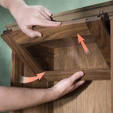 Lawyers Bookcase Plans Barrister Bookcase Door Slides Rockler Woodworking Tools