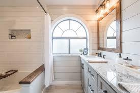 Modern Farmhouse Bathroom Bathroom Interior Modern Farmhouse Bathroom Remodel Shiplap Copy