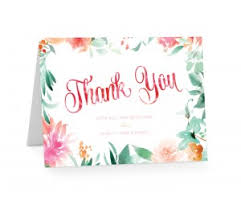 Wedding Thank You Dazzle With Gorgeous Wedding Thank You Cards In Australia