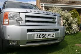 20 Led Light Bar by Land Rover Discovery 3 Solo 20 E Marked Light Bar U0026 Mounting