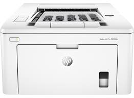 hp laserjet pro m203dn black and white wireless printer hp store uk