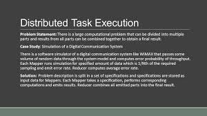 distributed computing with turing machine turing machine
