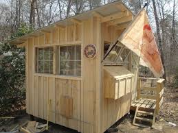backyard chickens coop home outdoor decoration