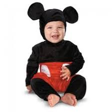 Mickey Minnie Mouse Halloween Costumes Toddlers Disney Boys U0027 Black Red Mickey Mouse Halloween Costume Babies
