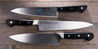 Japanese Carbon Steel Kitchen Knives by The Best Chef U0027s Knife For The Money Epicurious Com