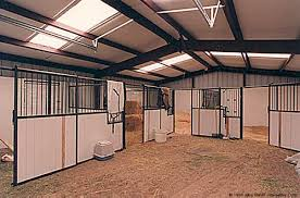 Small Metal Barns Steel Horse Barn Buildings Riding Arenas