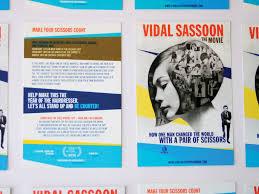 sarahmay wilkinson vidal sassoon the movie u0026 the book