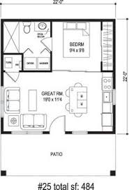 Small House Plans 700 Sq Ft The 396 Sq Ft
