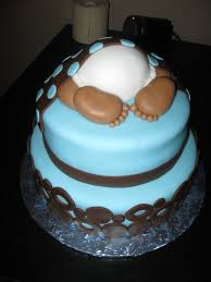 baby shower cake for boy baby shower diy