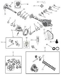 ford explorer front end parts 78 4x4 front axle schematic ford truck enthusiasts forums